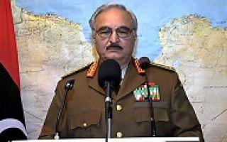 Ливия от полковника Кадафи до генерала Хафтара