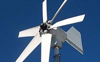 Как используются ветрогенераторы