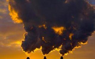 Договоренность по сокращению выбросов в Китае