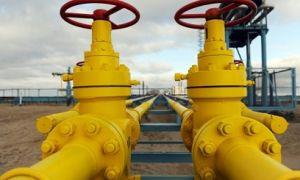 Средняя цена на газ в мире