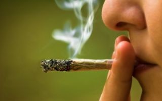 Чувства удовольствия через марихуану
