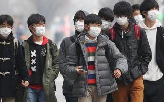 Серьезное влияние Китая на экологию