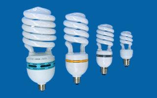 Экономия новых типов осветительных ламп