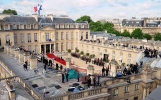 Пятая республика и политические институты Франции