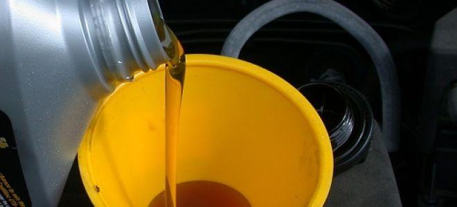 Утилизация отработанного масла двигателей