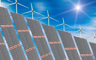 Сколько электроэнергии и из каких  источников  выработано в США