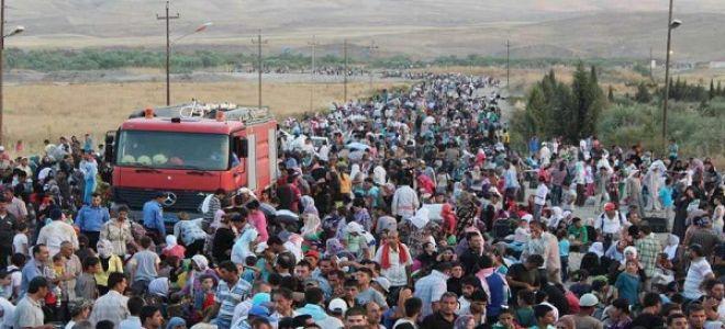 Глобальная или гражданская война в Сирии
