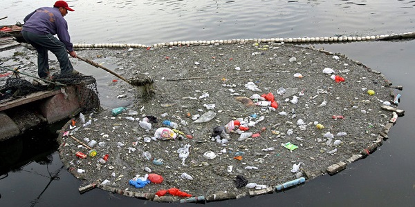 миссисипи загрязнение