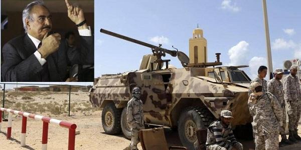 Ливия и война