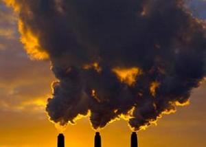 газ выбросы