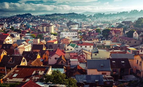 Мадагаскар бедная страна