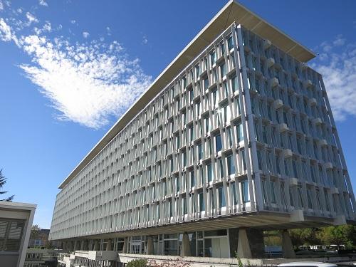здание организации труда