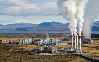 Электроэнергия в Исландии