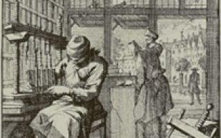 Как делались книги в средние века