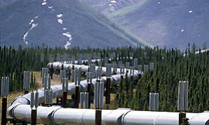 Газопровод в Китай