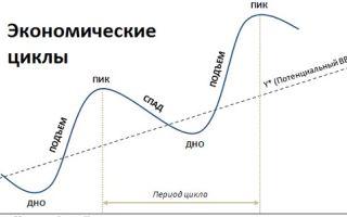 Возникающие экономические циклы деятельности
