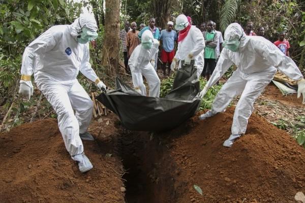 эбола как передается