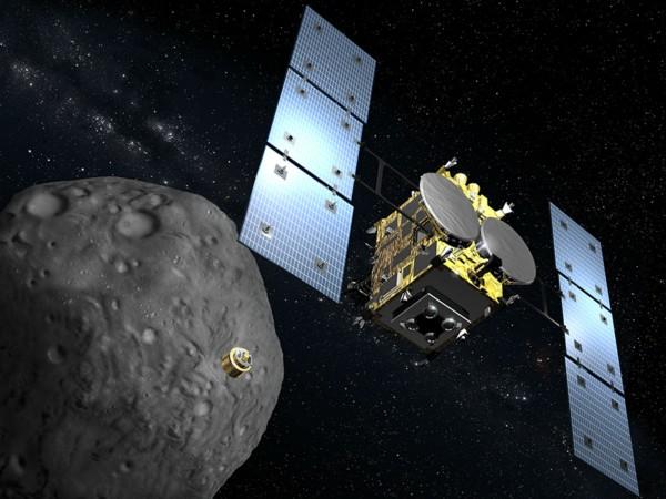 япония к астероиду
