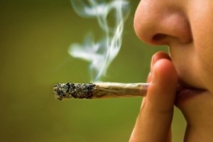 марихуану курить