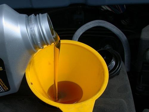мотор масло