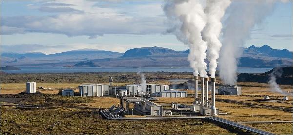 электроэнергия Исландии
