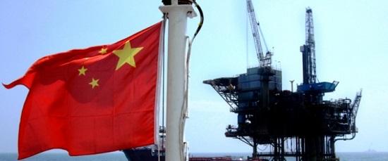 Нефть Китай